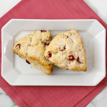 Watch: Cranberry Scones