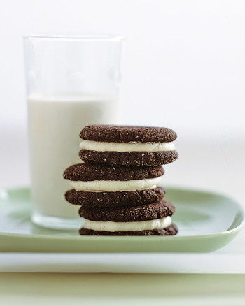 Sandwich Cookie Recipes