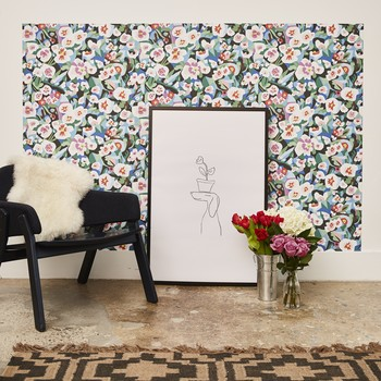 Chasing Paperu0027s New Striking Prints Are The Decor Boost Your Walls Are  Craving