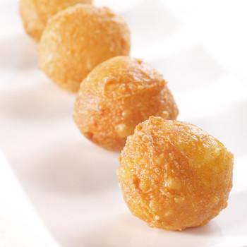 Gruyere-and-Parmesan Beignets