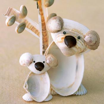 Seashell Koalas