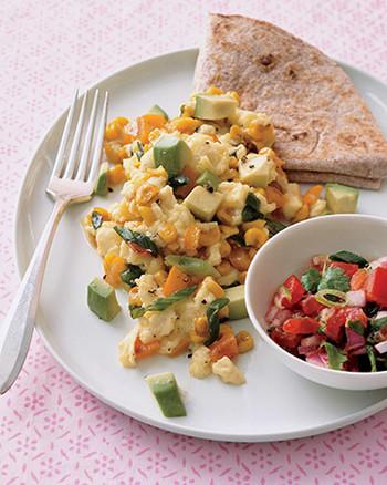 Scrambled-Egg Recipes