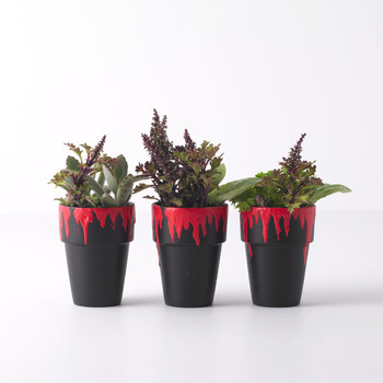 blood drip pots
