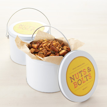 Nuts and Bolts Snack Mix