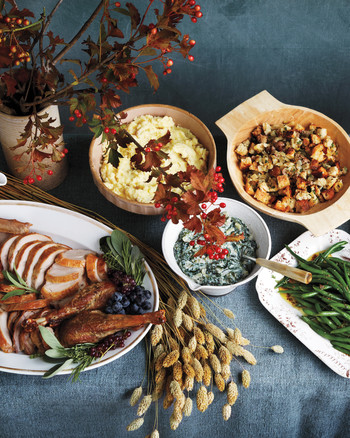 Thanksgiving Wisdom Recipes