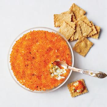 Egg-and-Caviar Dip