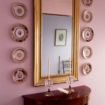 Displaying Plates and Platters