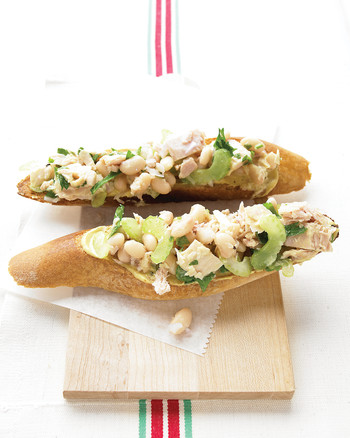 9 Easy Appetizers That Start with a Can of Tuna
