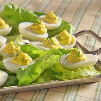 Virginia's Deviled Eggs