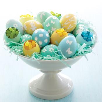 Easter Egg Embossing