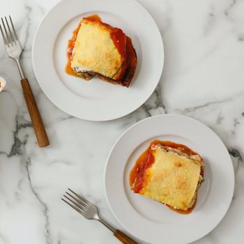 Watch: Eggplant Ricotta Bake