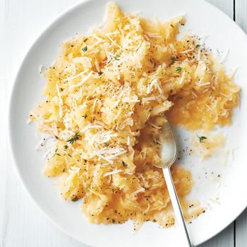Grated Rutabaga with Parmesan