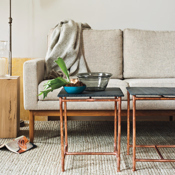 Industrial-Chic Table