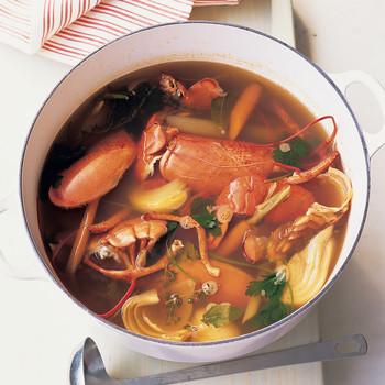 Lobster Stock 101