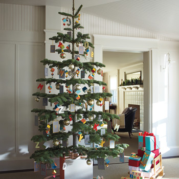 12 Christmas Tree Ideas for Kids