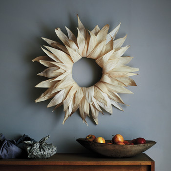 Corn Husks, Candy, and Pinecones: Creative Fall Wreaths to Celebrate the Season