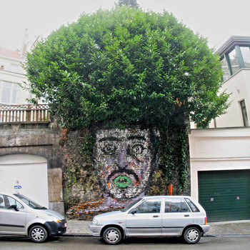 See How Street Art and Nature Come Together to Create Stunning Masterpieces