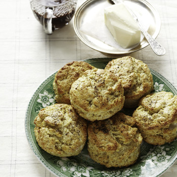 black pepper biscuits
