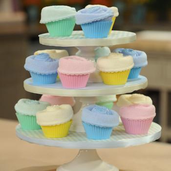 Bib Cupcake