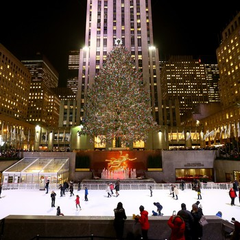 This Year's Rockefeller Center Christmas Tree Has Officially Been Chosen—Get a First Look!