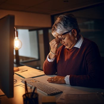 People Over 40 Shouldn't Work More Than 3 Days a Week, Study Says