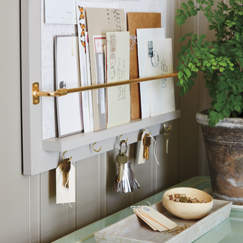 Entryway-Organizer How-To