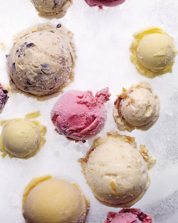 Homemade Ice Cream, Sorbet, and Gelato Recipes