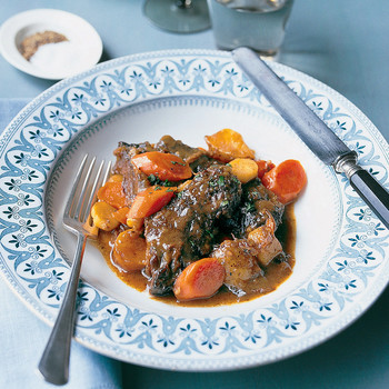 Short Ribs with Root Vegetables