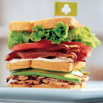 Make-Your-Own Sandwich Buffet