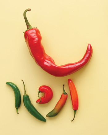 Chile Pepper Recipes