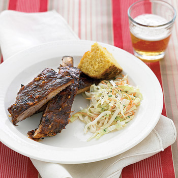Weekend Dinner: Down-Home Ribfest