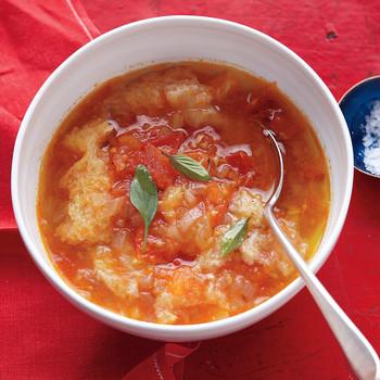 Tomato-Bread Soup