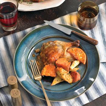 Orange Marmalade Pan Sauce