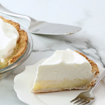 Watch: Lemon Cream Pie