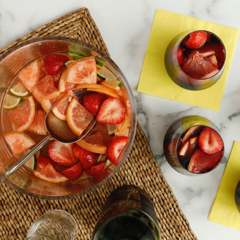 Watch: Boozy Red Sangria