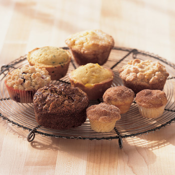Cinnamon-Sugar Mini Muffins