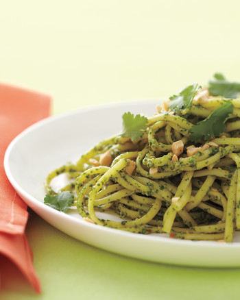 Pesto Pasta Recipes to Make Dinner...Like Presto!