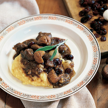 Lamb-and-Chestnut Stew