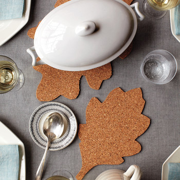 Quick and Crafty Thanksgiving Table Toppers