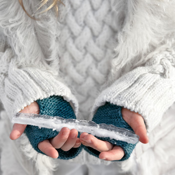Knitted Hats and Gloves