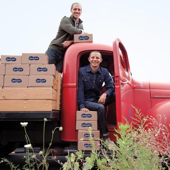A Better (Peanut) Butter: Five Questions for Adrian Reif