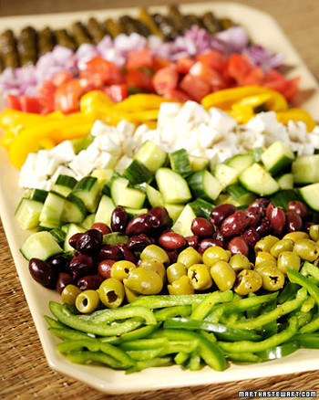 Salad Recipes from The Martha Stewart Show