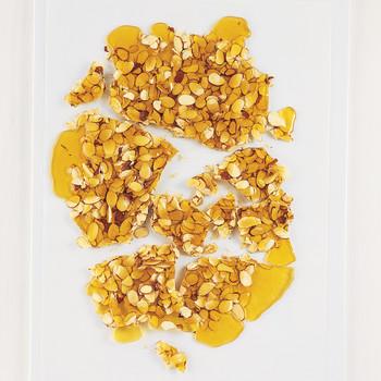 Homemade Nut Brittle