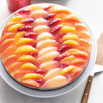 Citrus-and-Spice Cheesecake