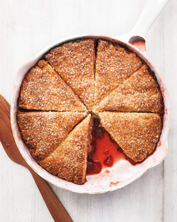 Cobblers, Crumbles, Crisps, and More