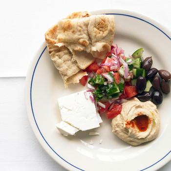 Middle Eastern Platter