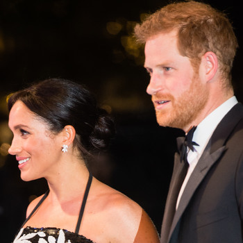 Meghan Markle and Prince Harry Are Using Eucalyptus-Infused Vegan Paint for Their Baby's Nursery