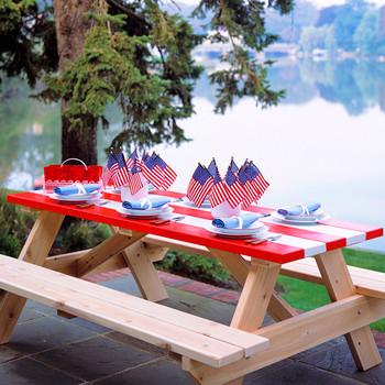 Patriotic Ways to Commemorate Memorial Day