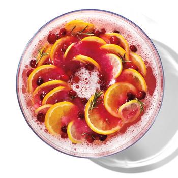 Fruity Ice Wreath