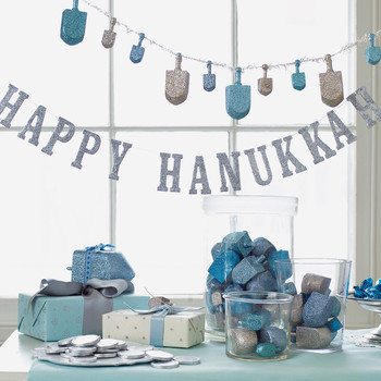 Hanukkah: A Holiday That Glitters